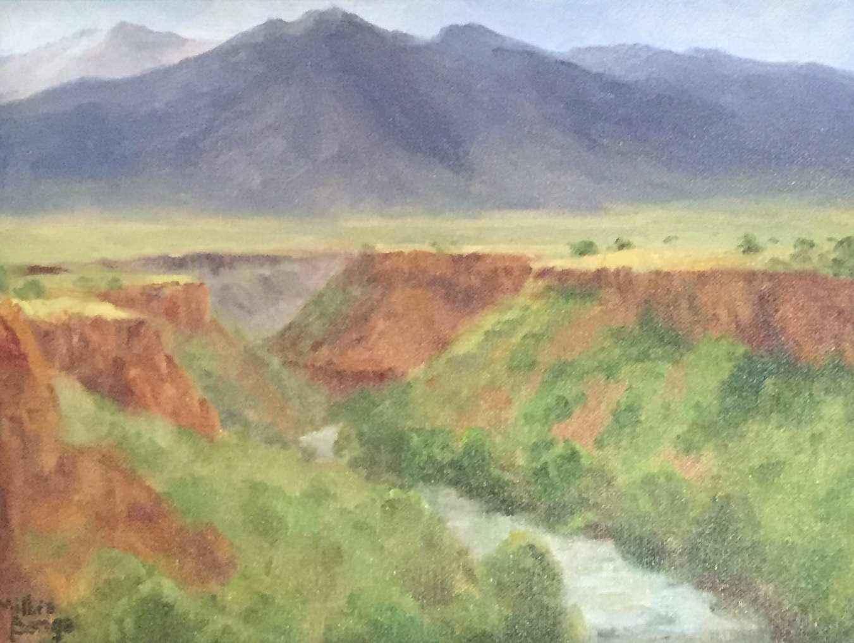 Taos Mountain by Mrs Milbie Benge - Masterpiece Online