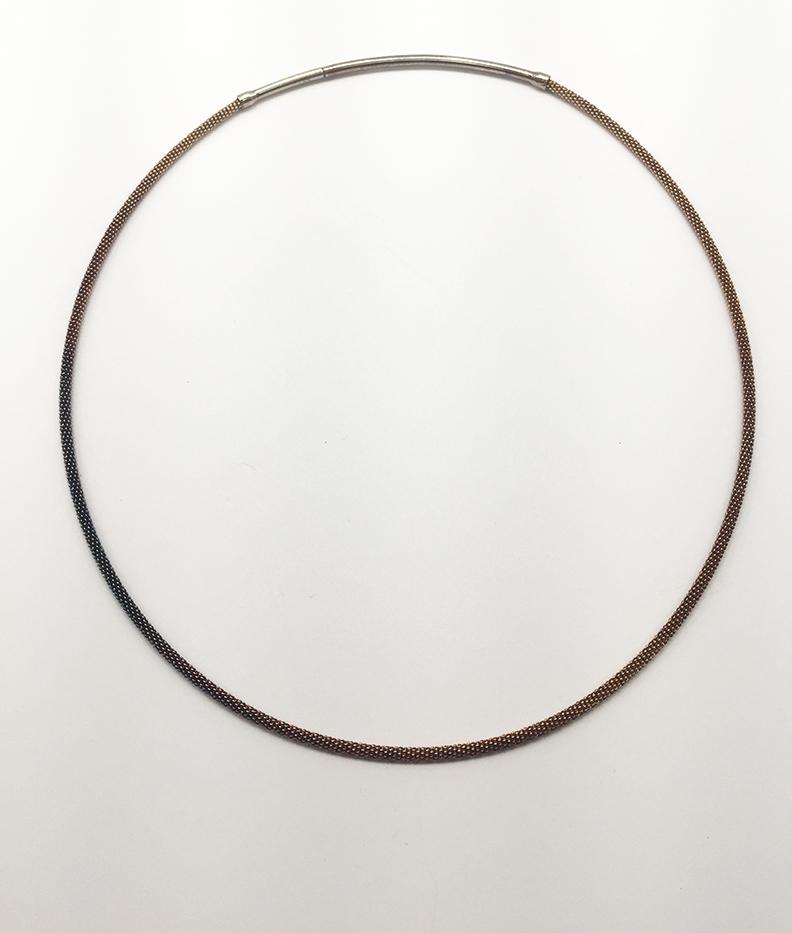 Collar Necklace, 18