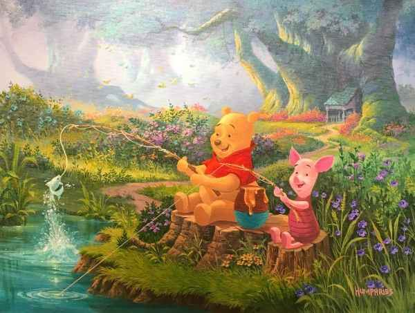 Pooh and Piglet's Mos... by  Michael Humphries - Masterpiece Online