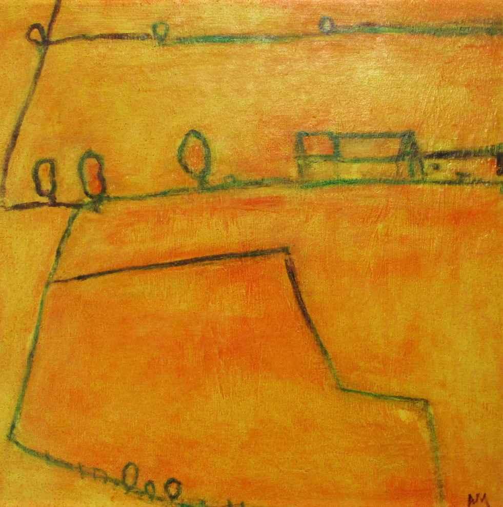Untitled (sunny lands... by  Annie Meyer - Masterpiece Online