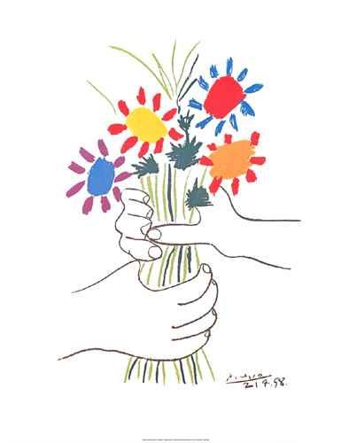 Petit Fleurs by  Pablo Picasso - Masterpiece Online