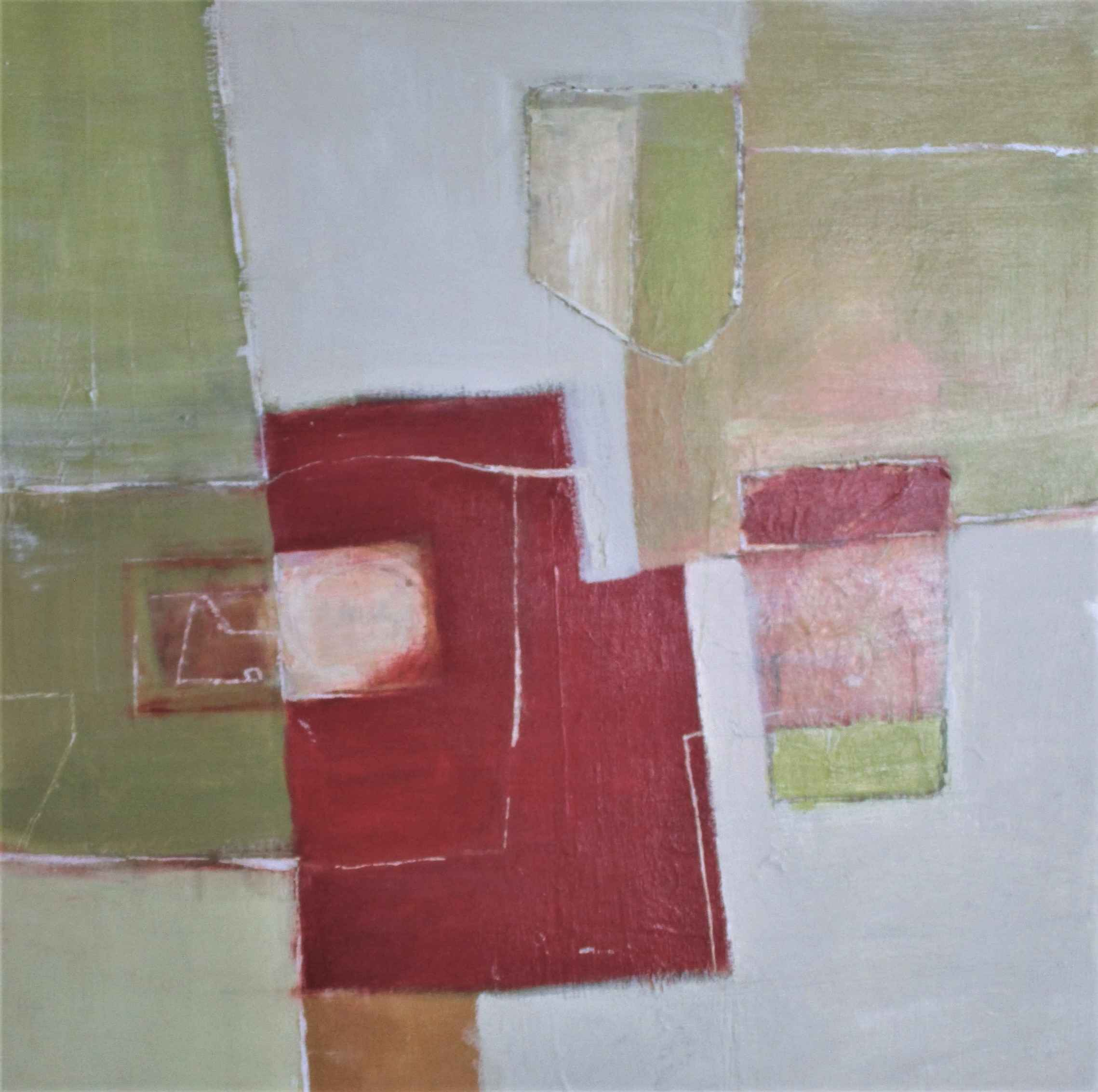 Unknown (Red & Green ... by  Billy Buford - Masterpiece Online