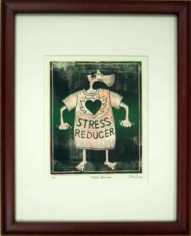 Stress Reducer by  Thomas Rude - Masterpiece Online