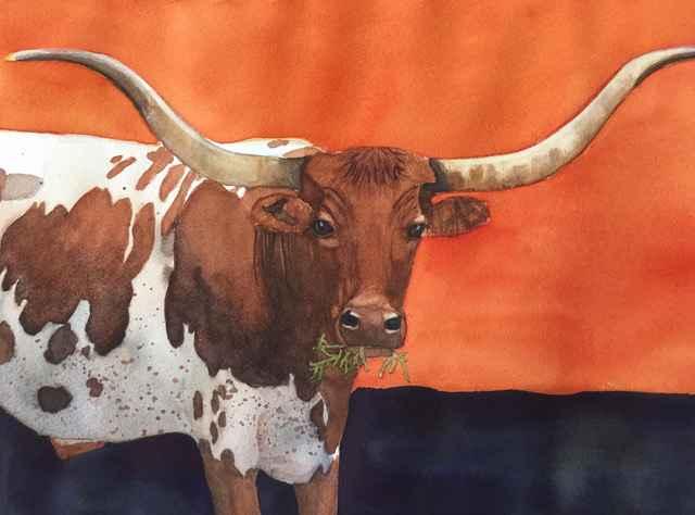 Tex by  Carolyn Streed - Masterpiece Online
