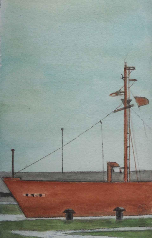 Attesa by  Marie-Laure VAN HISSENHOVEN - Masterpiece Online