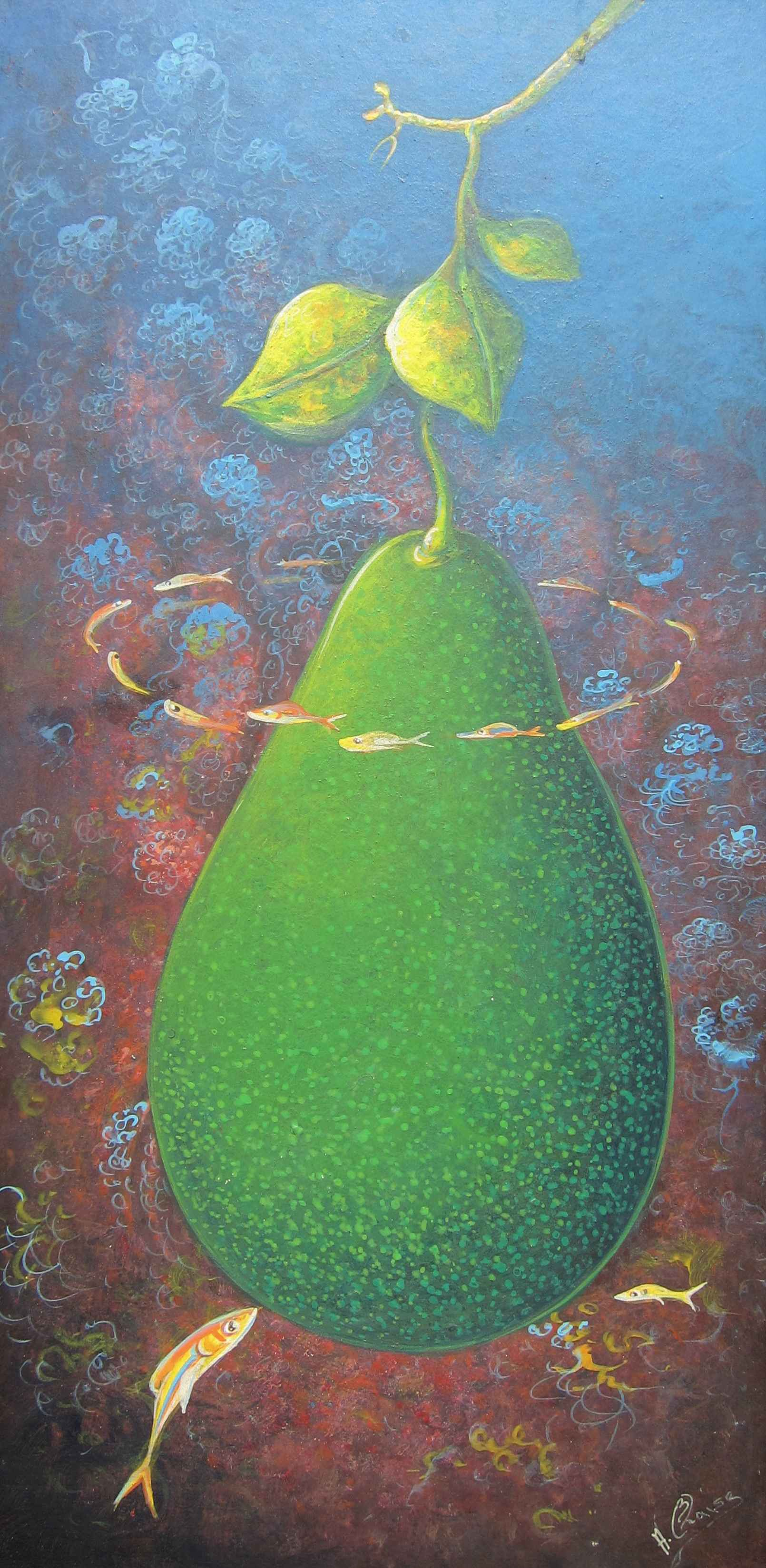 Avocado by  Andre BLAISE - Masterpiece Online