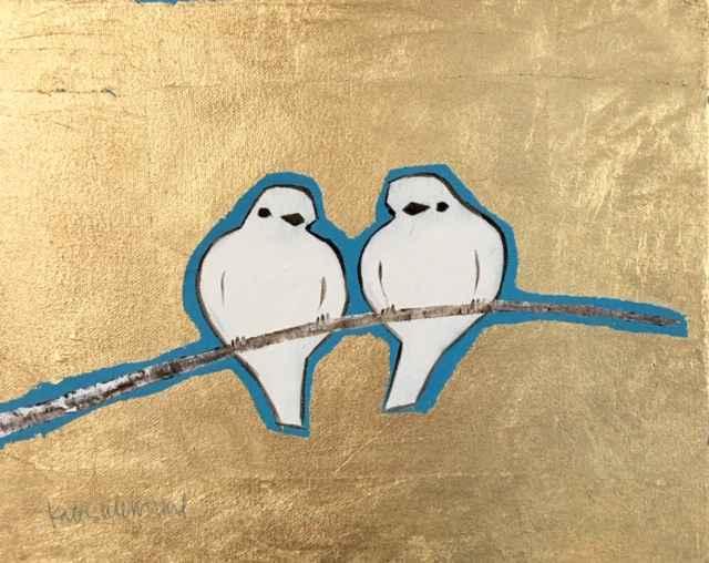 Stare Down by  Kate Salenfriend - Masterpiece Online