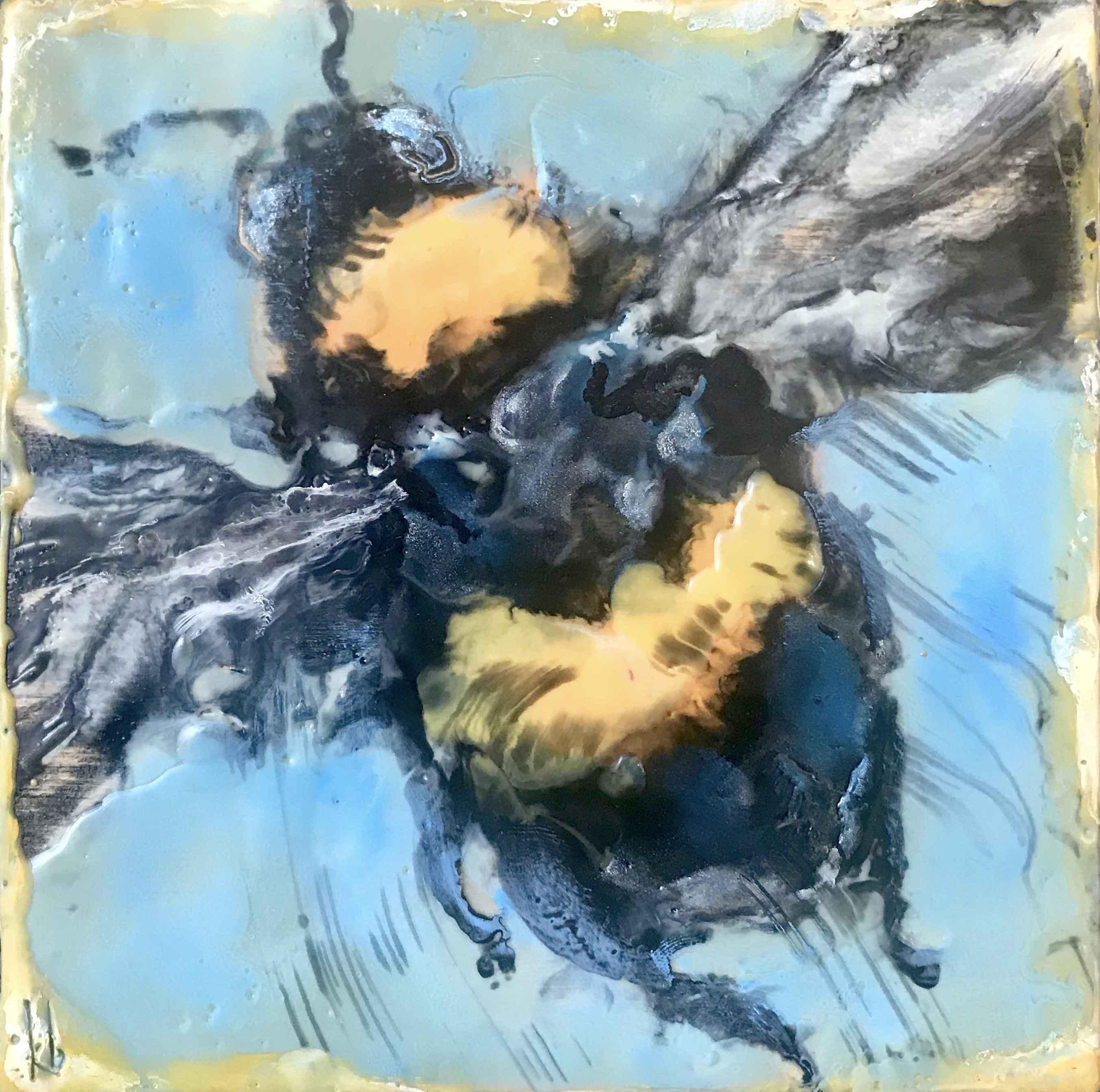 Little Pollinator III by  Kathy Bradshaw - Masterpiece Online