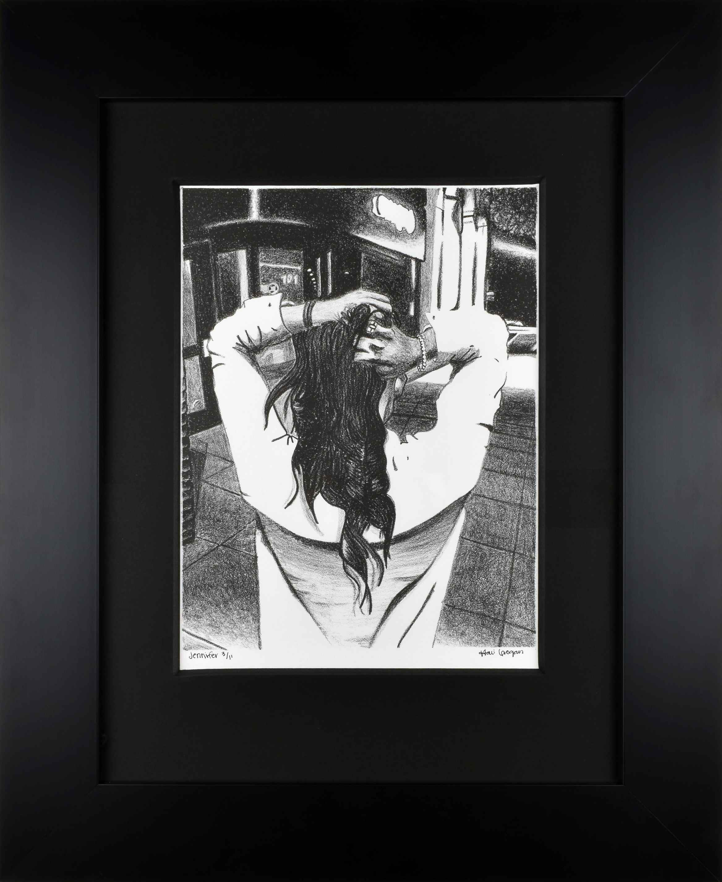 Jenny. by  hali pie - Masterpiece Online