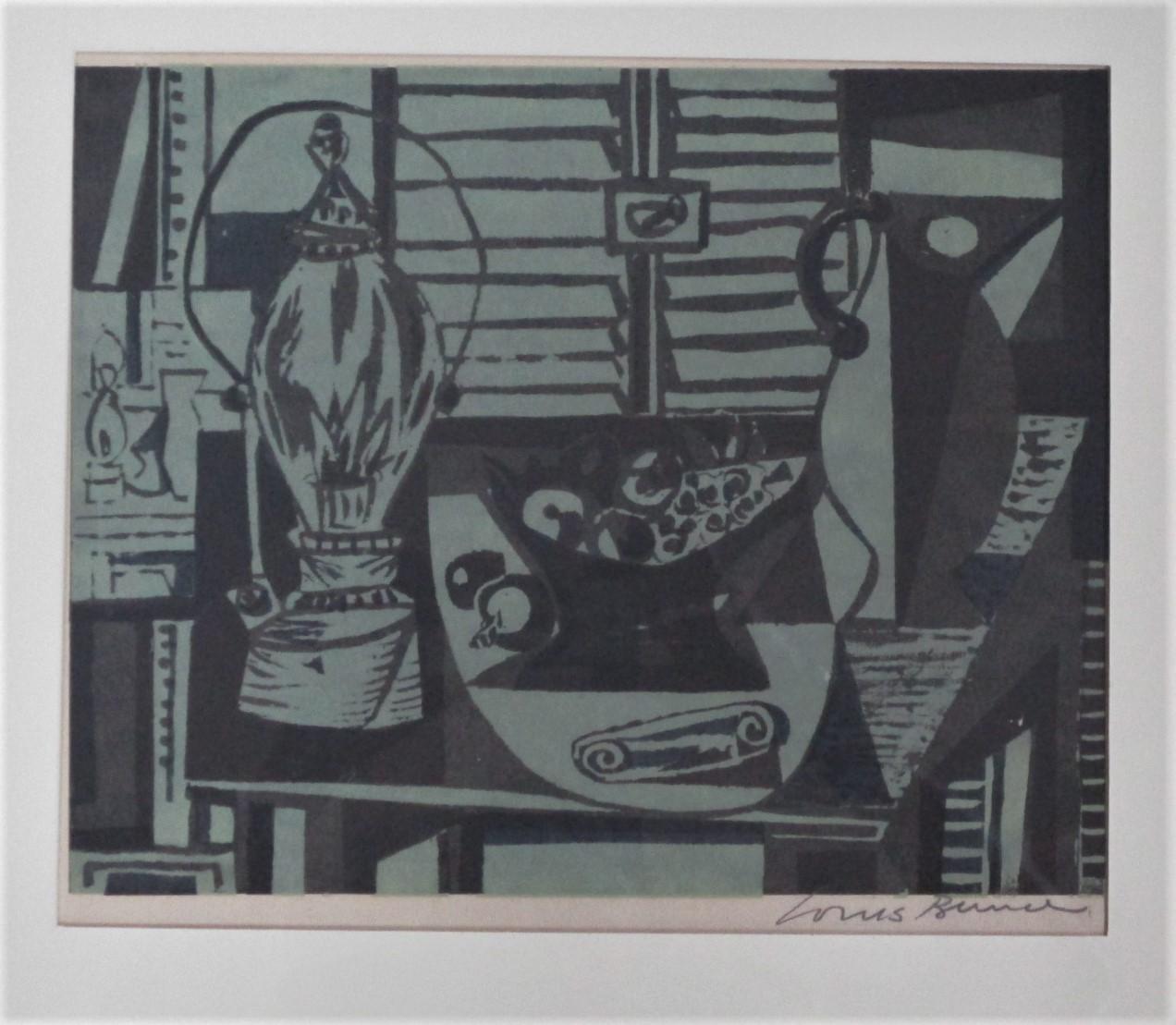 Title Unknown (still ... by  Louis Bunce - Masterpiece Online