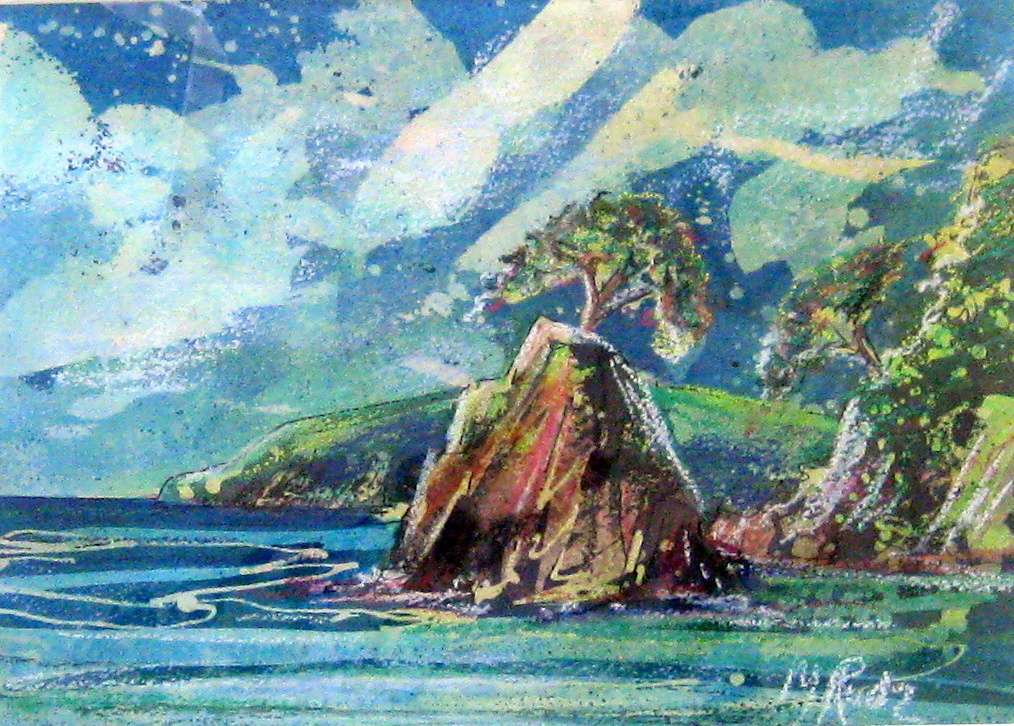 Down The Islands by Ms. Margaret Rodriguez - Masterpiece Online
