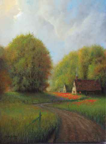 Spring's Arrival by  Roger  Budney - Masterpiece Online