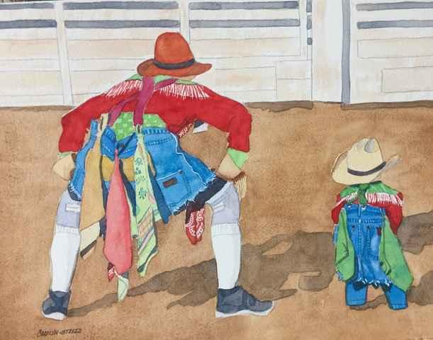 Sidekick by  Carolyn Streed - Masterpiece Online