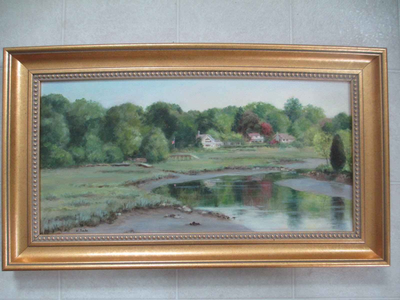 Farm Creek represented  by  Vera Rahn