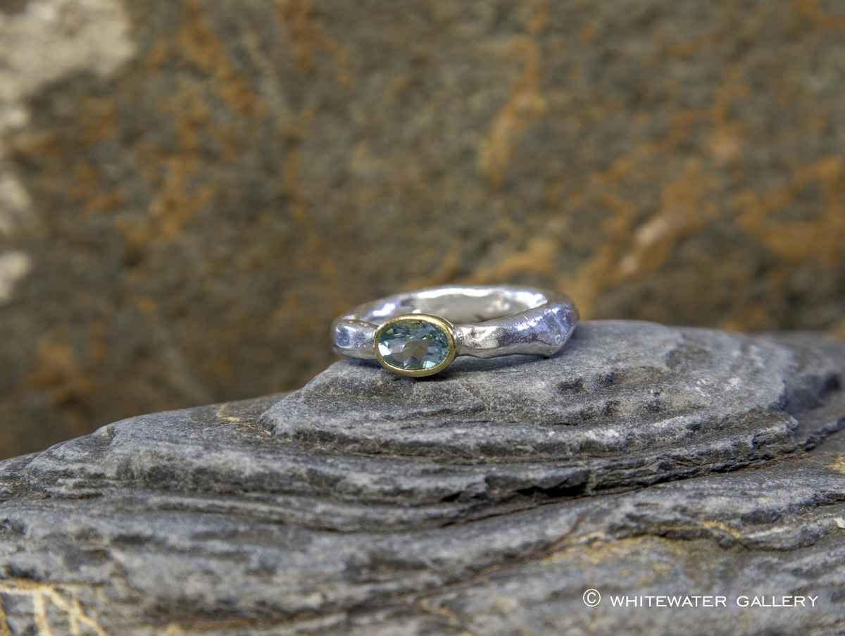 Rockpool Rustic Ring ... by  Marsha Drew - Masterpiece Online