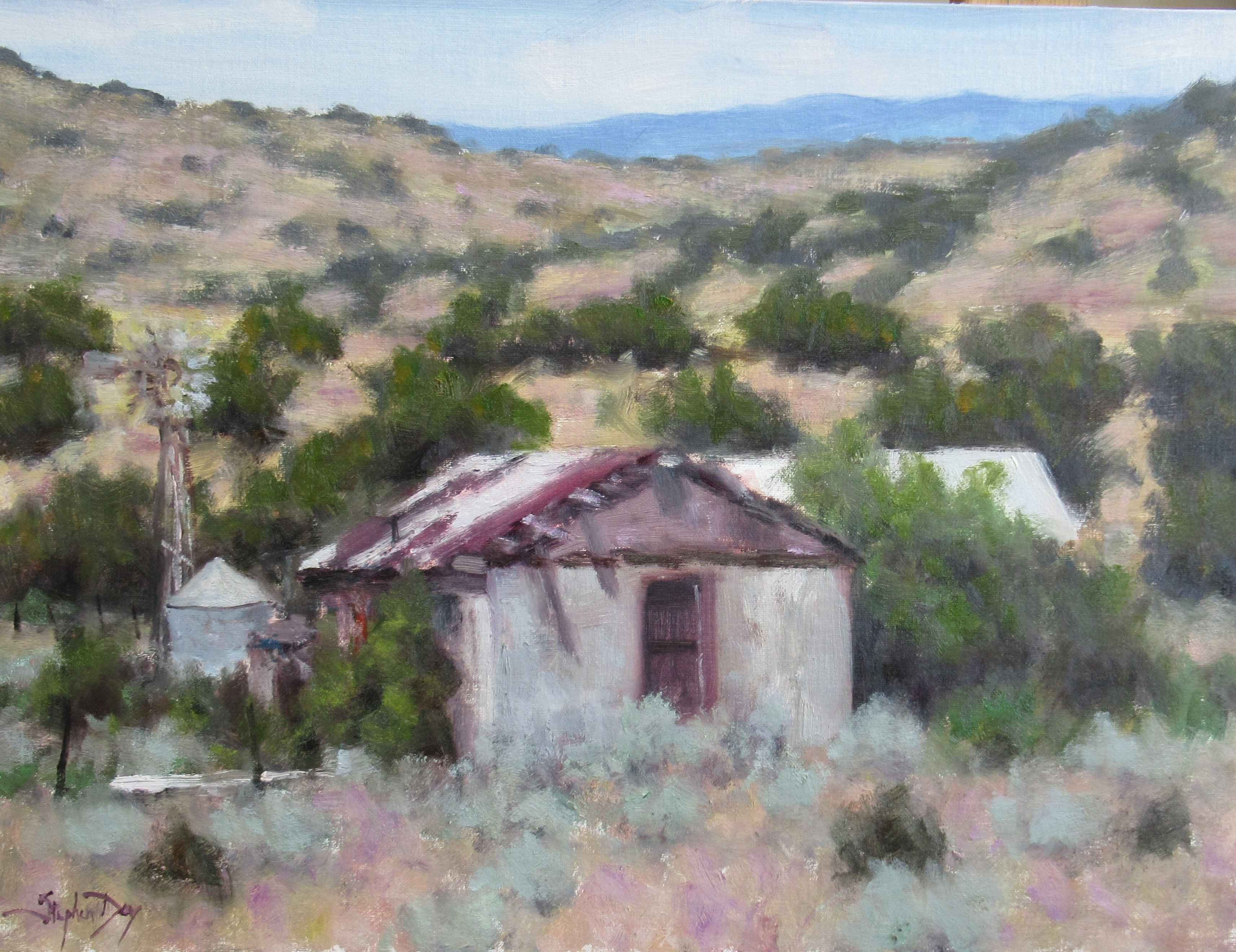 NM Homestead by  Stephen Day - Masterpiece Online