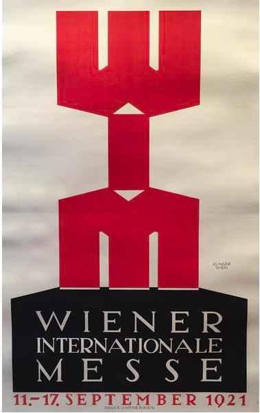 KBE      KLINGER, JUL... by  Julius Klinger - Masterpiece Online
