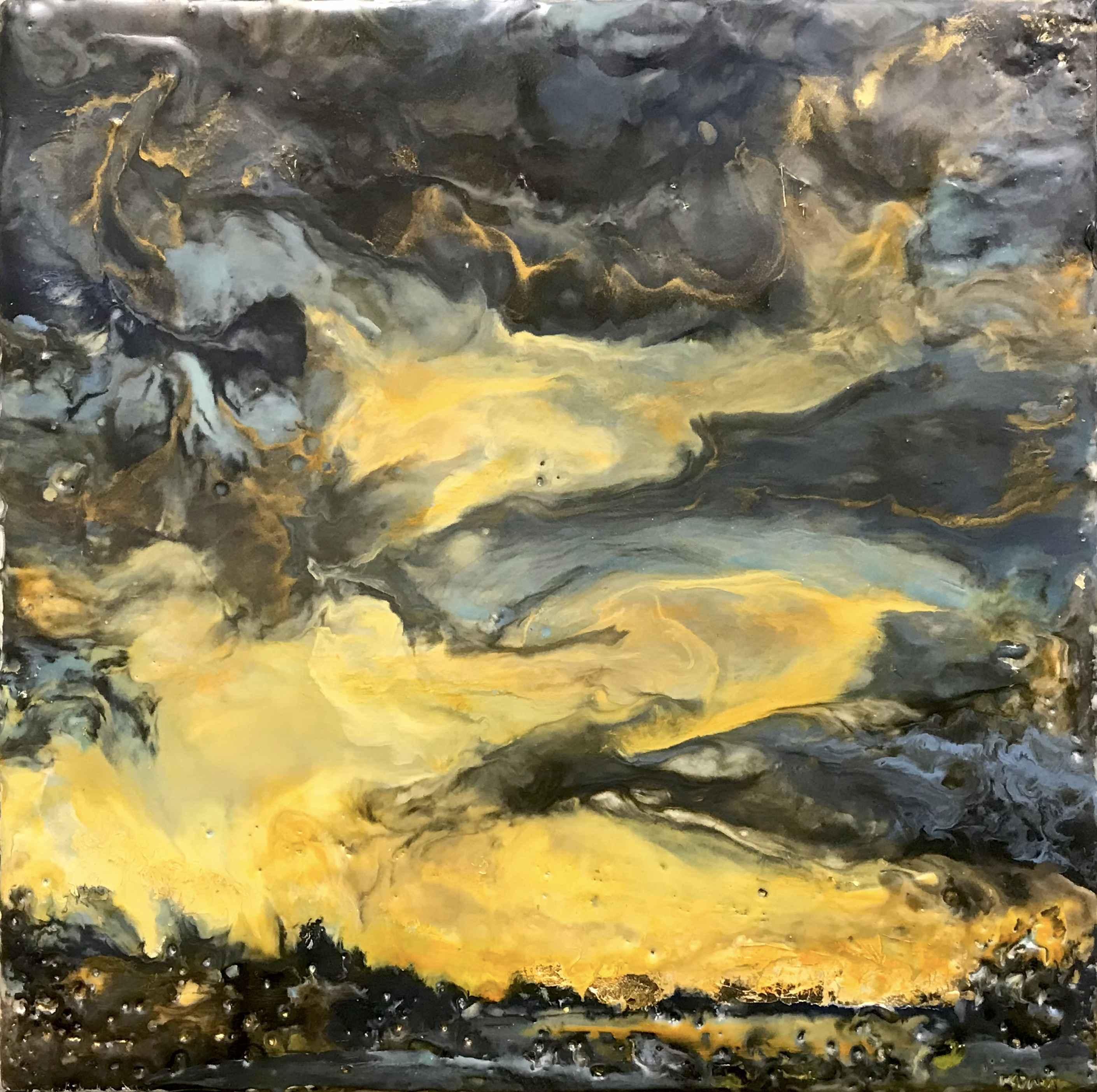 Golden kiss by  Kathy Bradshaw - Masterpiece Online