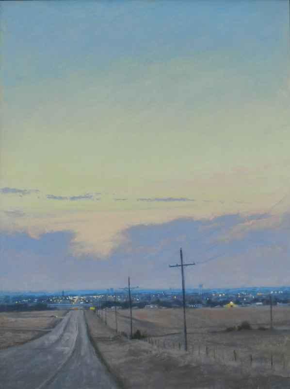 Panhandle City Lights by Mrs. Jeri Salter - Masterpiece Online