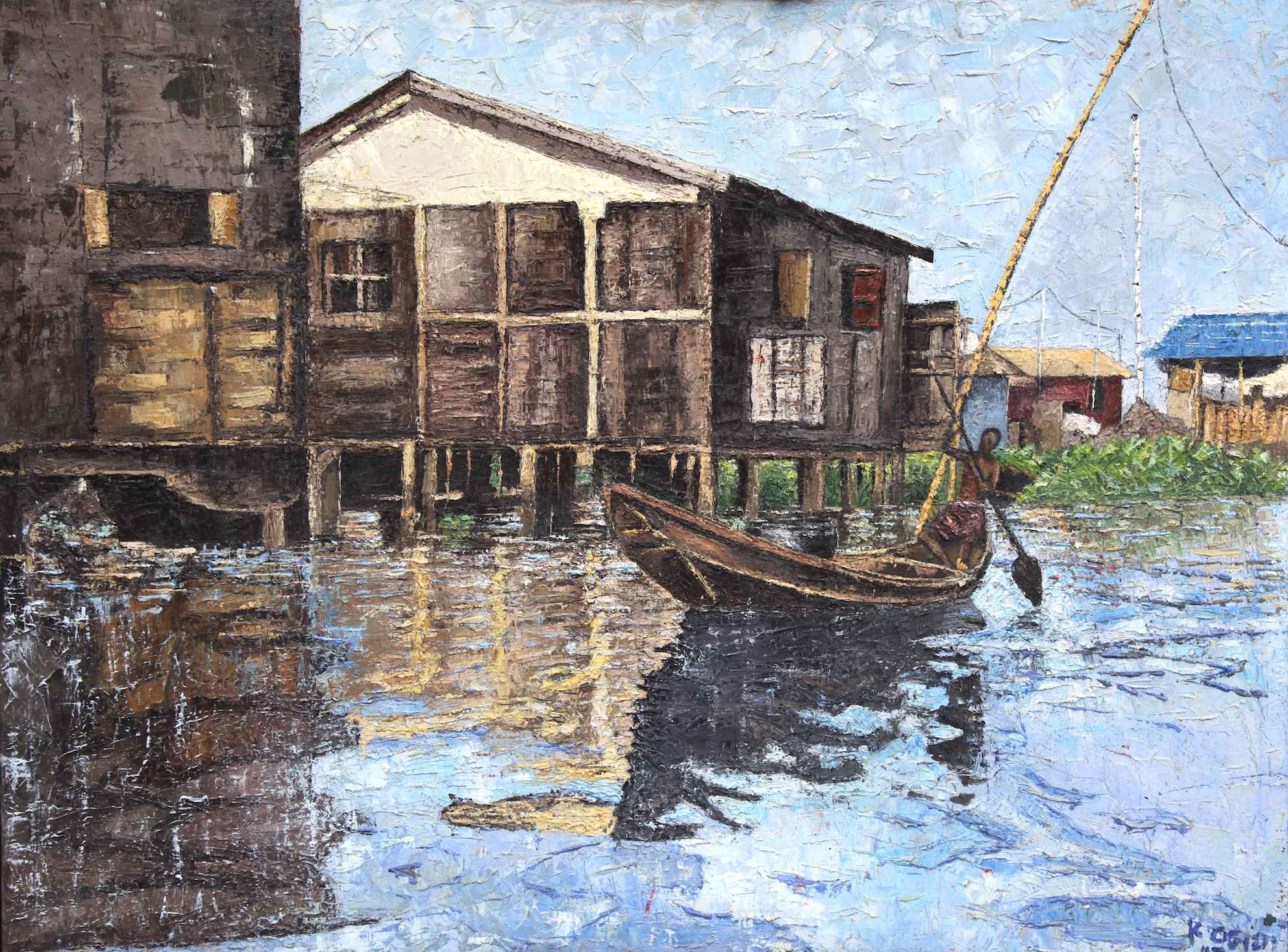 Makoko by Miss Karen Ogidi - Masterpiece Online