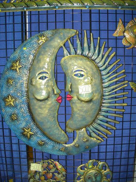 Sun & Moon Kissing by  Robert Thomas - Masterpiece Online