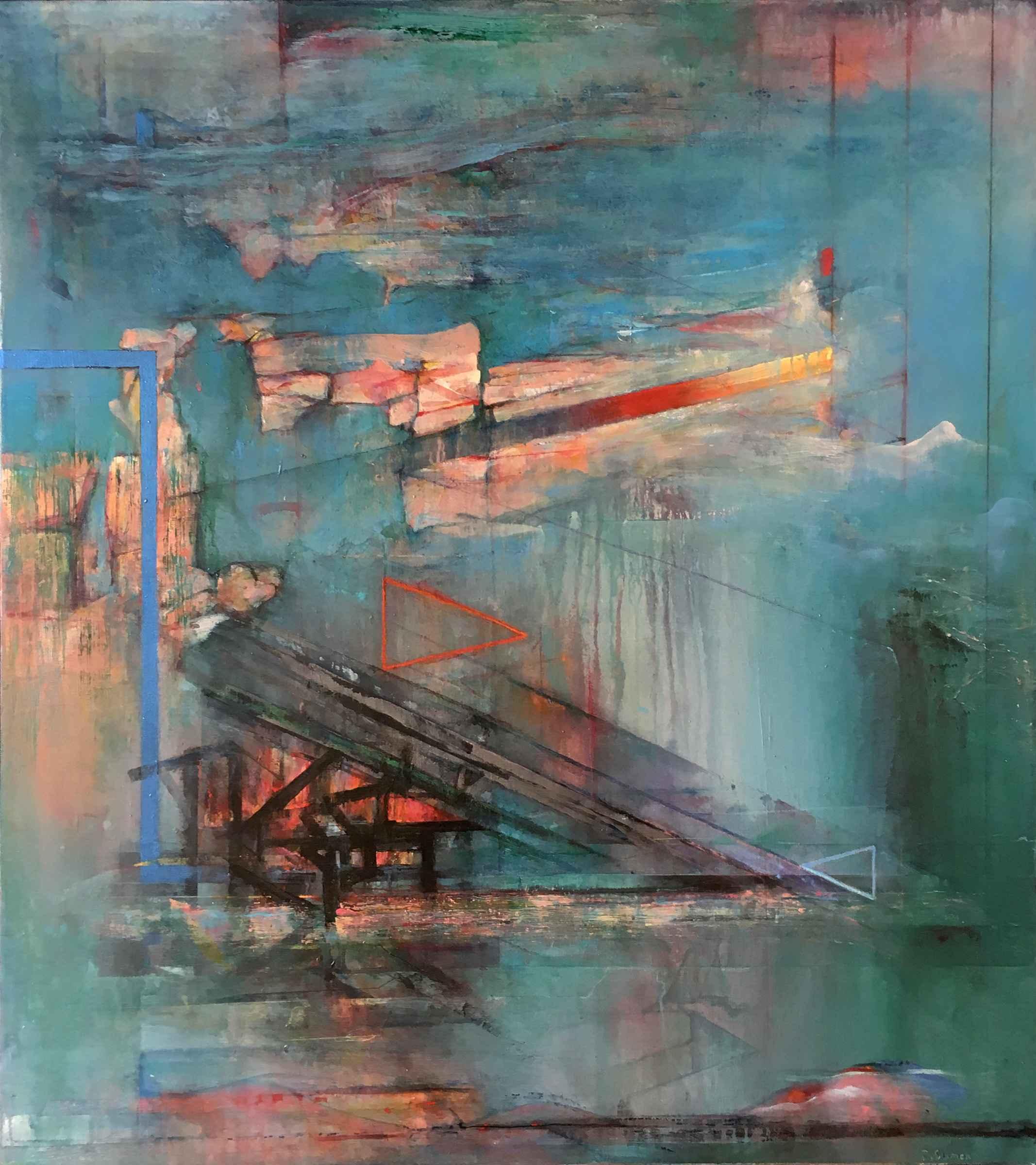 Riptide  by  Richard Slimon