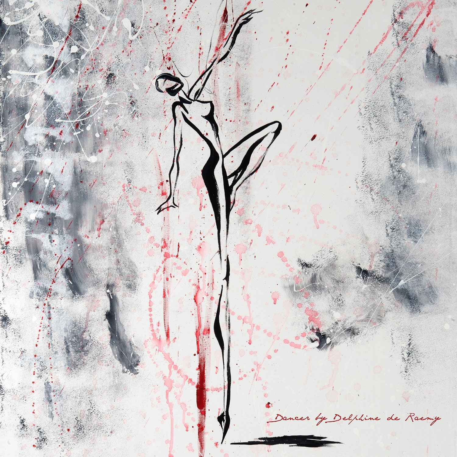 DANCER (Carré) by M. Philippe HOUDEBERT - Masterpiece Online
