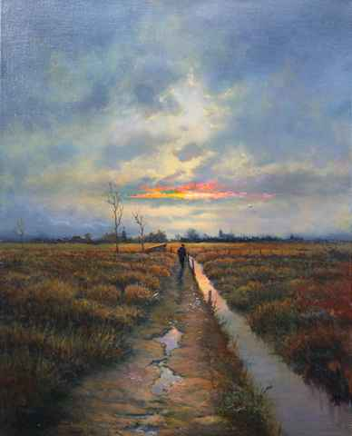 Journey's End by  Roger  Budney - Masterpiece Online
