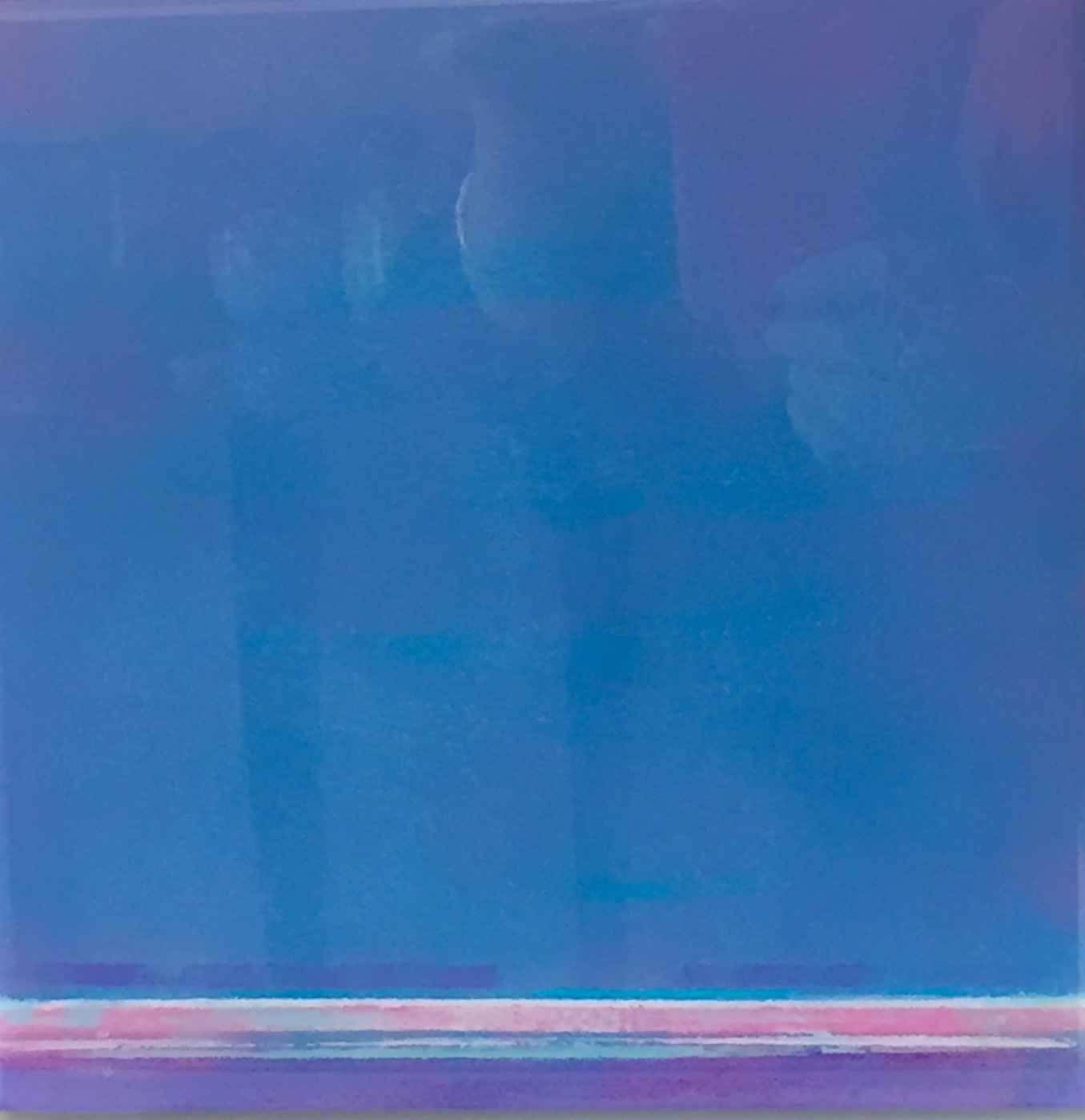 Z Periwinkle Day by  Jane Fleetwood-Morrow - Masterpiece Online