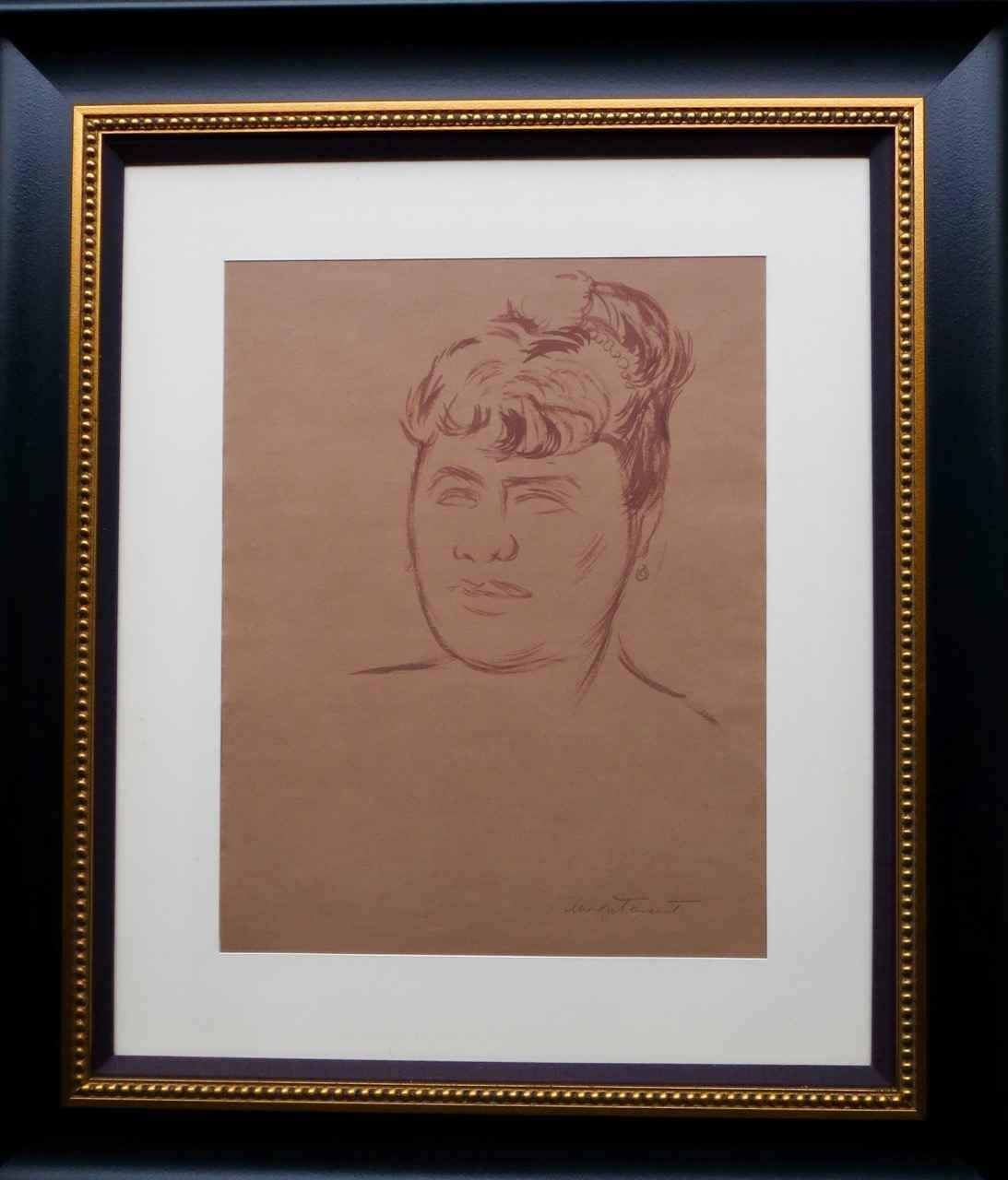 Liliuokalani by  Madge Tennent (1889-1972) - Masterpiece Online