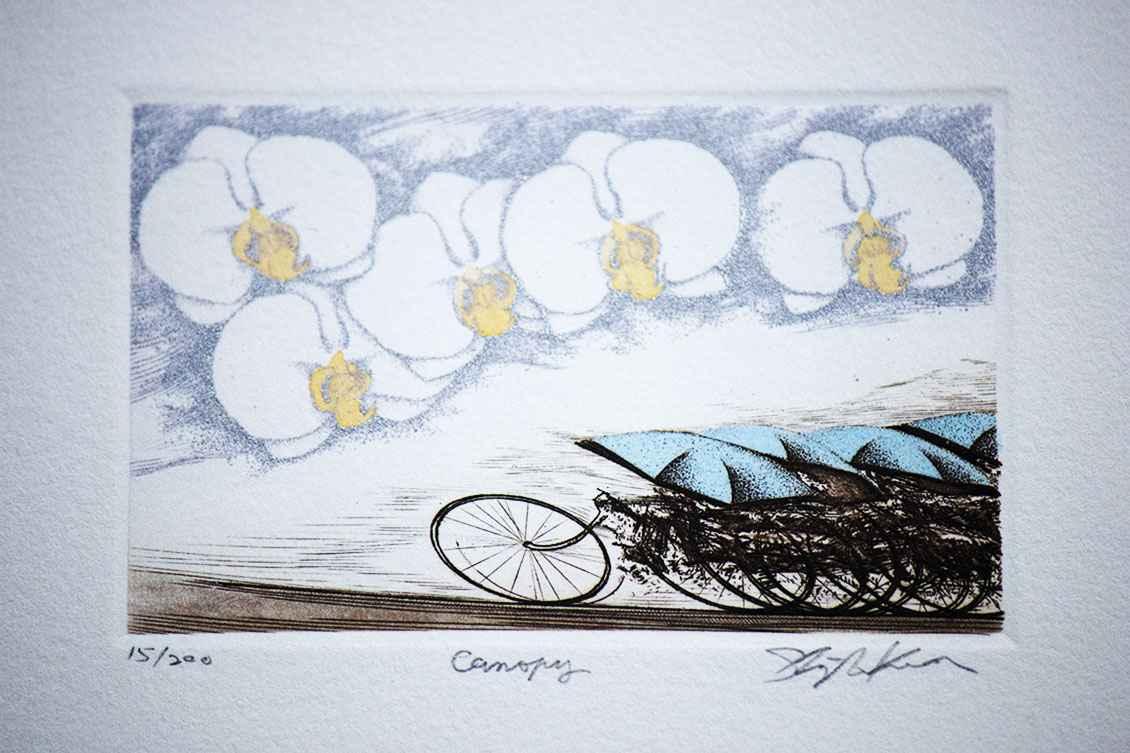 Canopy by  Shigeki Kuroda - Masterpiece Online