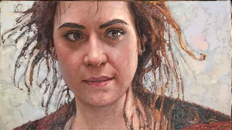 Laura by  Daud Akhriev - Masterpiece Online