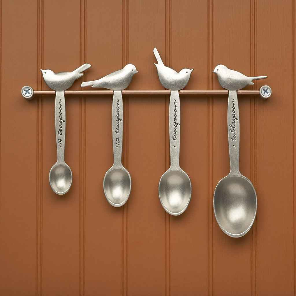 Bird Measuring Spoon Set