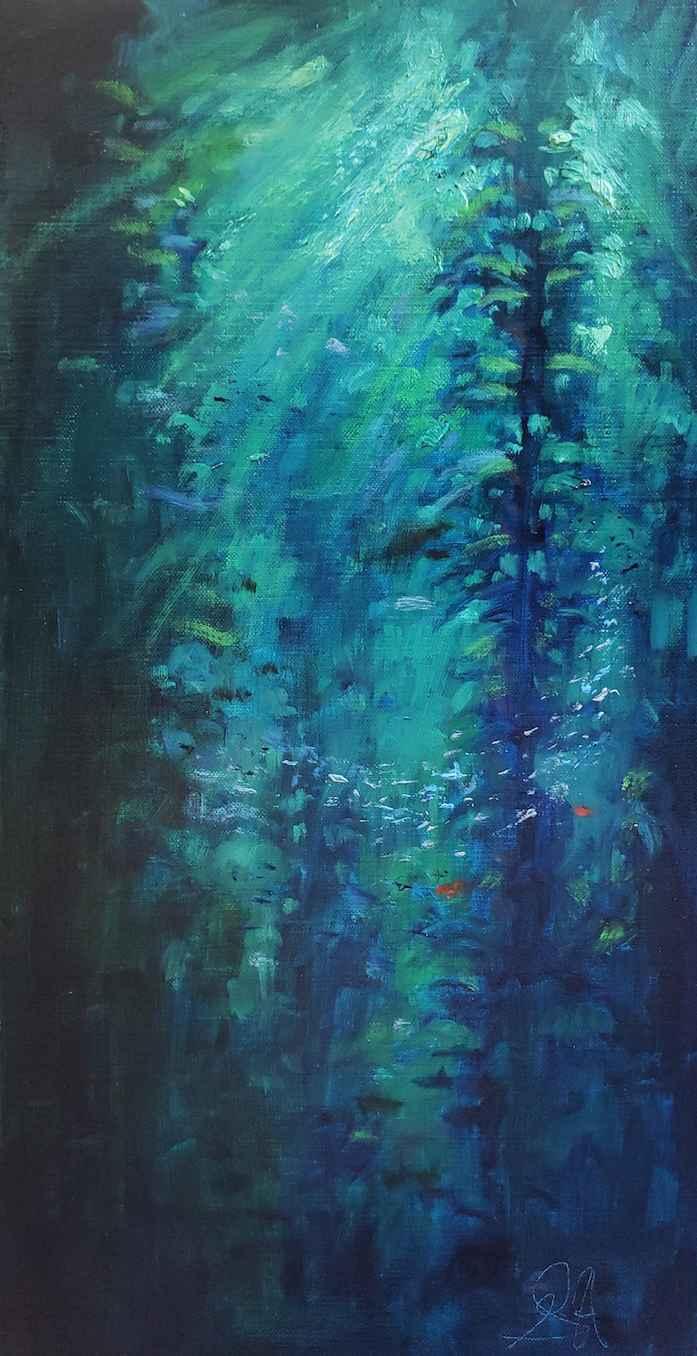 Kelp Forest by Mr. Glen Hawkins - Masterpiece Online