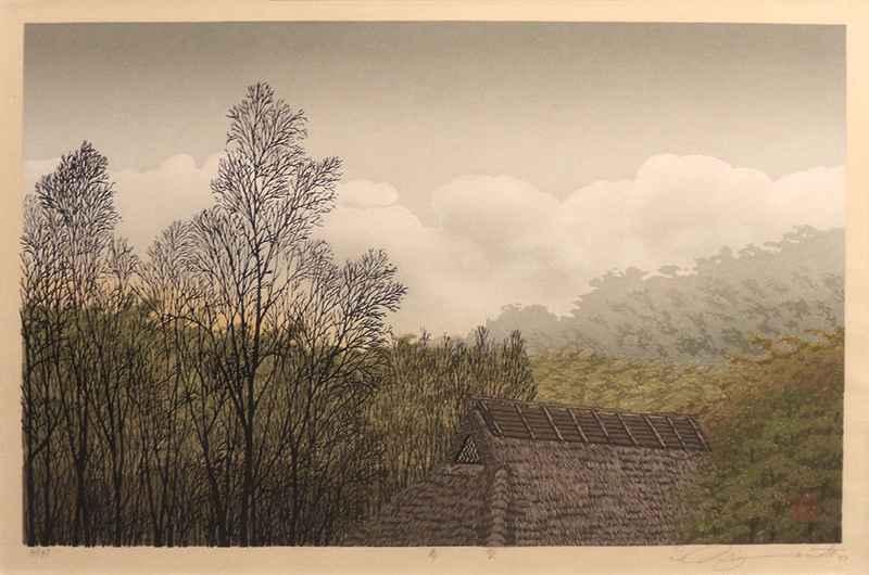 Spring Clouds by  Shufu Miyamoto - Masterpiece Online