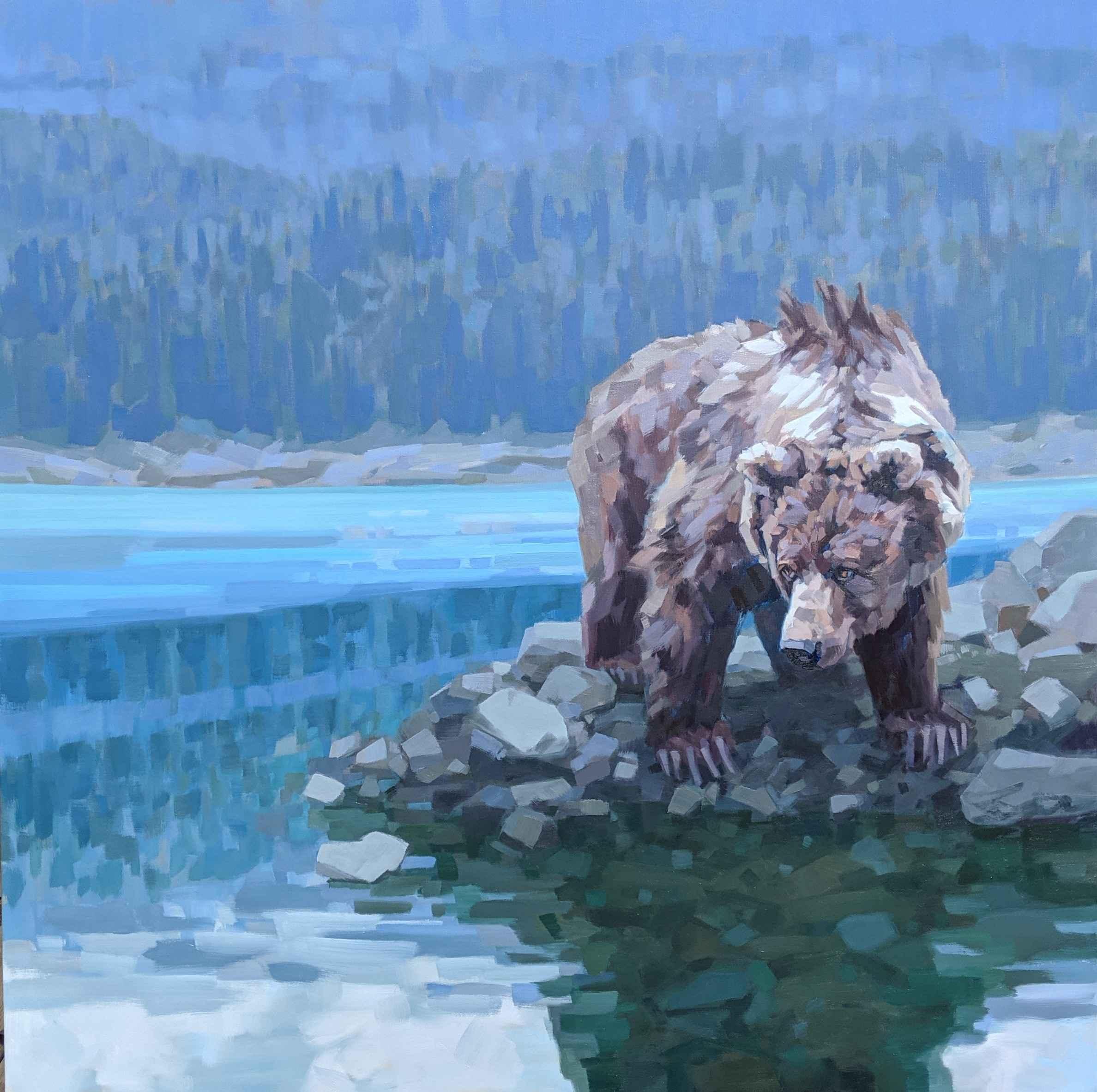 Slow Mountain Air by  Erica Neumann - Masterpiece Online