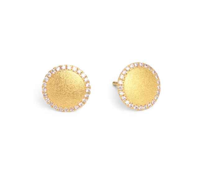 Suntino Stud Earrings by  Bernd Wolf - Masterpiece Online