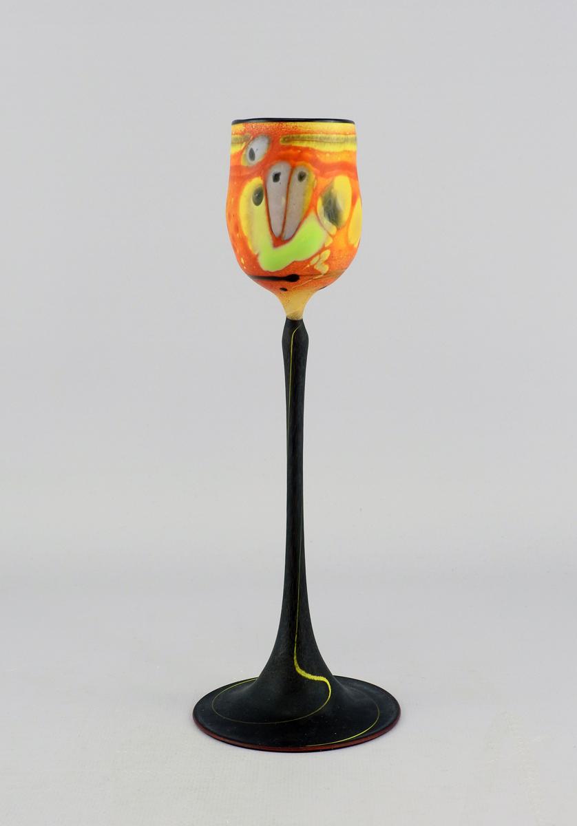 Goblet/Yellow, Orange... by  Shane Fero - Masterpiece Online