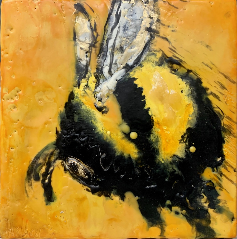 Little Sunflower by  Kathy Bradshaw - Masterpiece Online