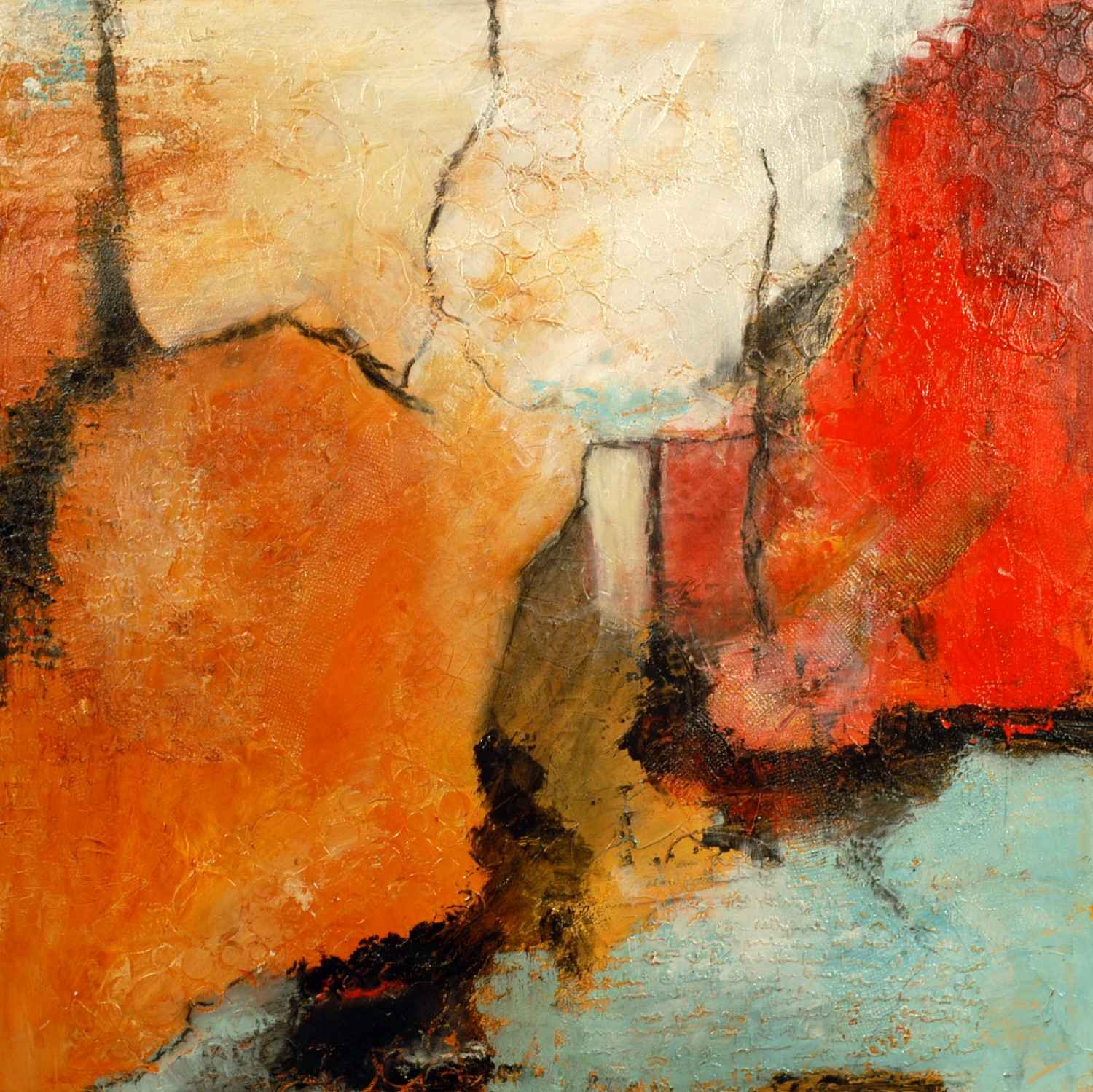 Without Borders by  Sue Robertson - Masterpiece Online