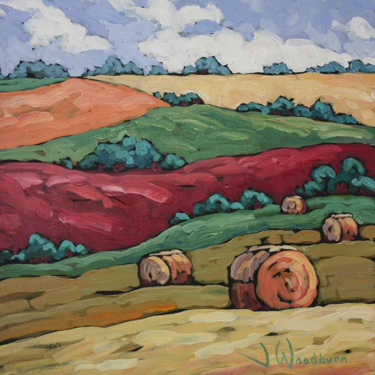 Season of Plenty by Ms Jennifer Woodburn - Masterpiece Online