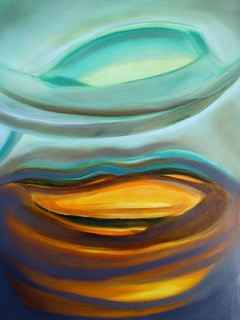 Glass Series II by  Wanda Russell - Masterpiece Online