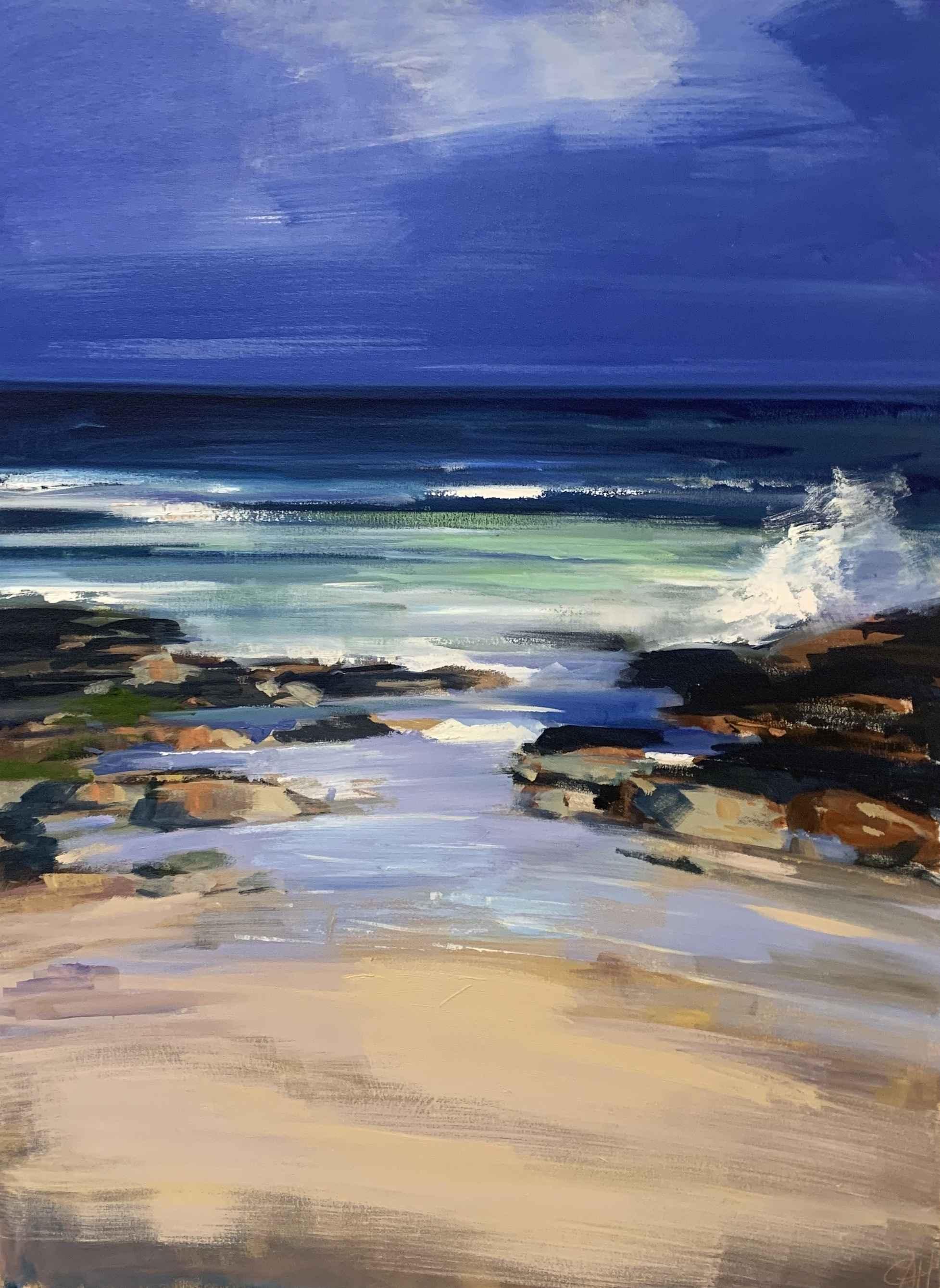 Aquinnah Wave Break by  Craig Mooney - Masterpiece Online