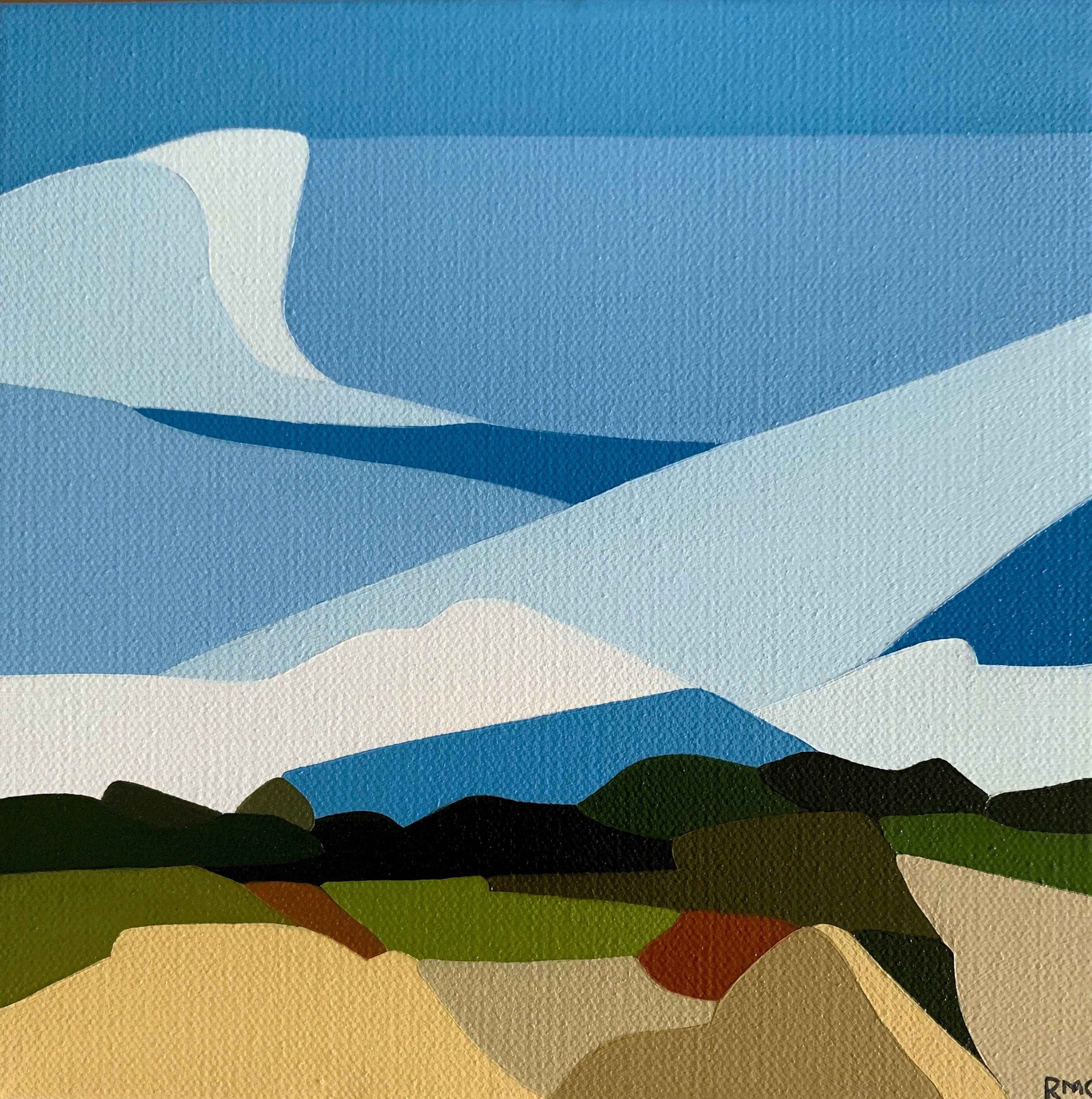 A Day in the Dunes by  Rachael Cassiani - Masterpiece Online