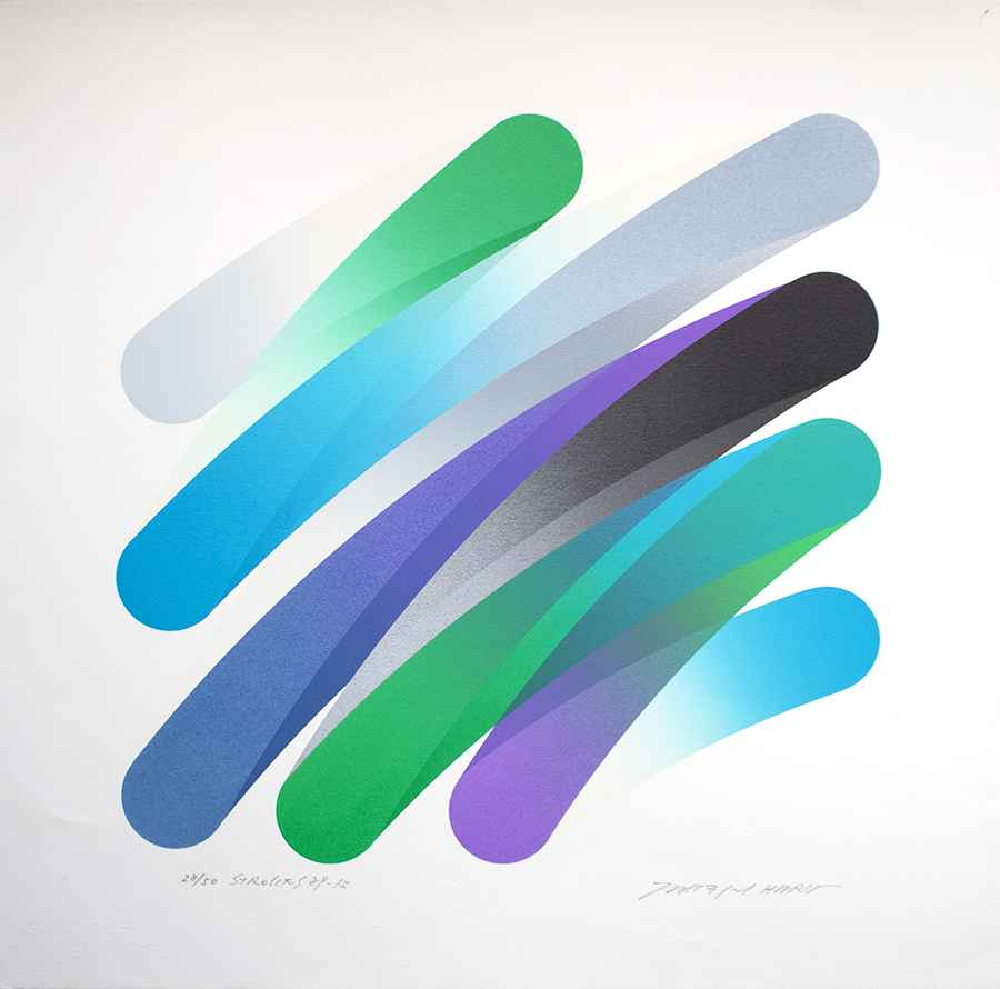 Strokes 89-15 by  Takeshi Hara - Masterpiece Online