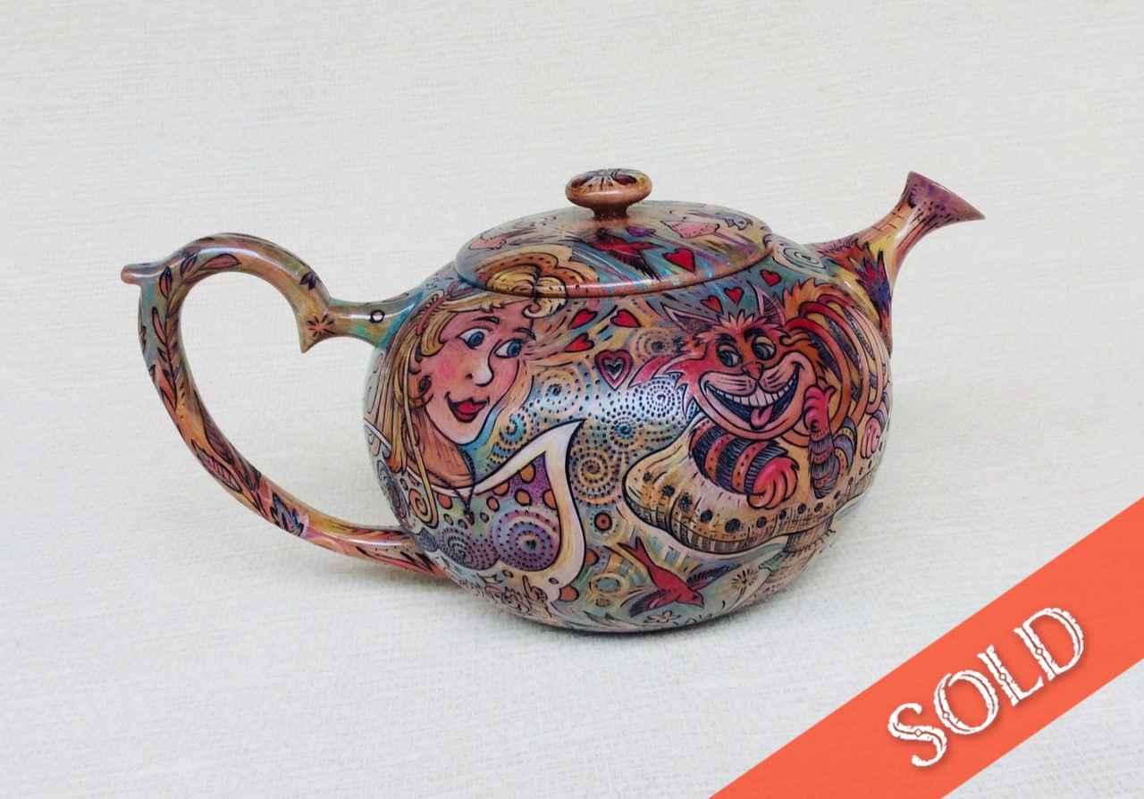 Tea Time_HWG2019 by  John Mydock & Michael Gibson - Masterpiece Online