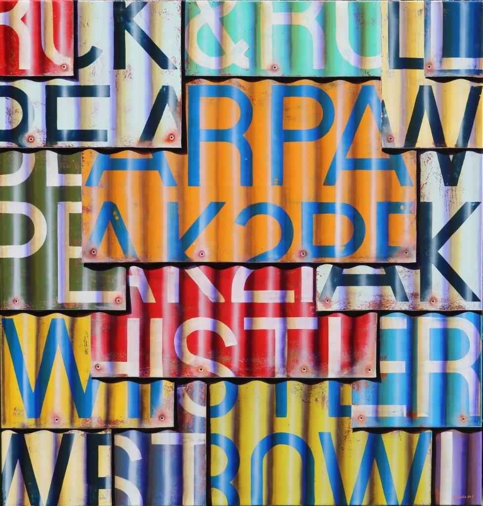 Rock & Roll by  Ross Tamlin - Masterpiece Online