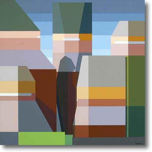 Chama Valley WL/LL by Mr. Malcolm Montague Davis - Masterpiece Online