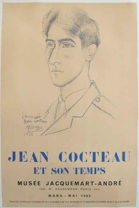Exhibition - Jean Coc... by  Pablo Picasso - Masterpiece Online