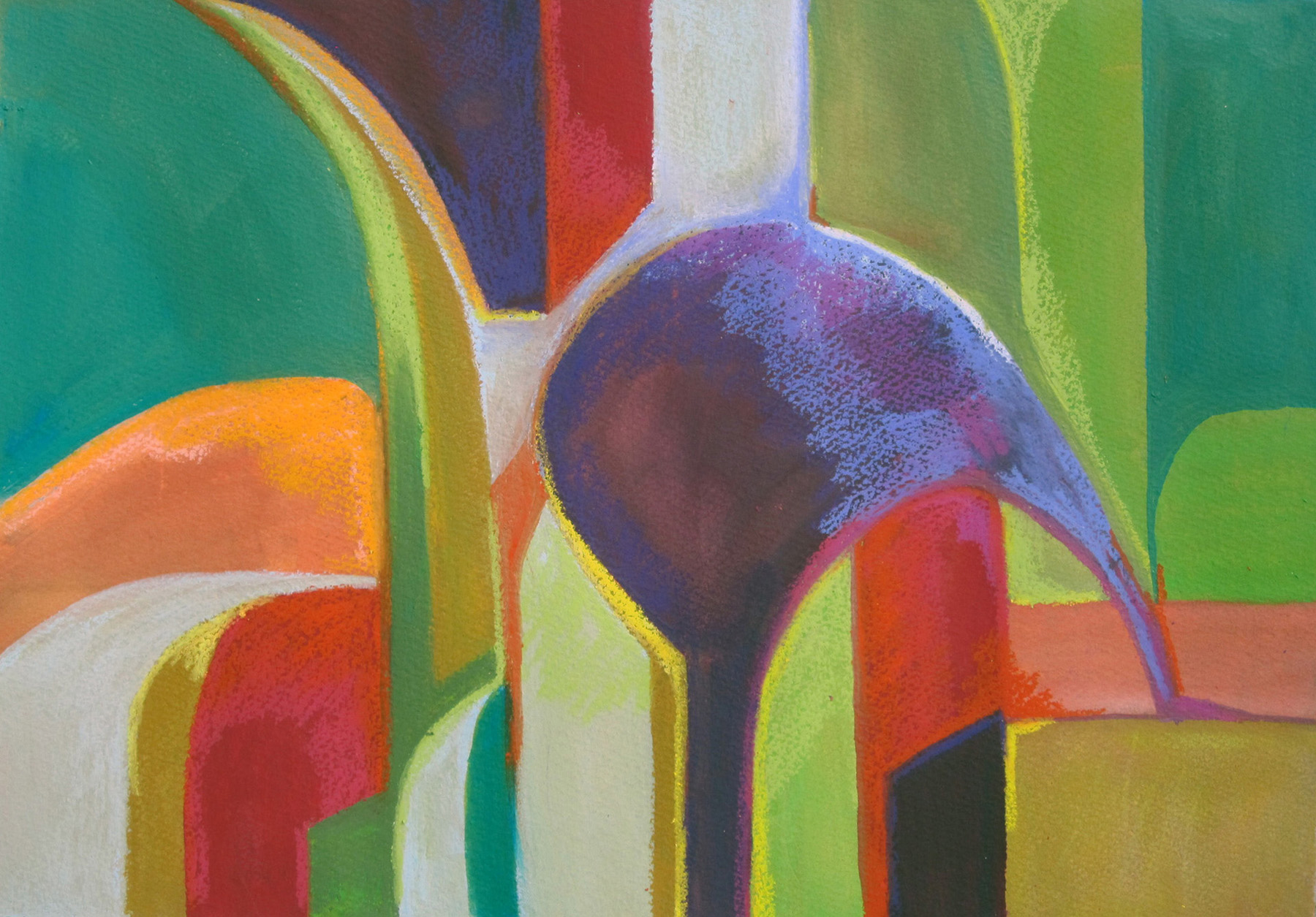 Apertures XII - Deser... by  Marti White - Masterpiece Online